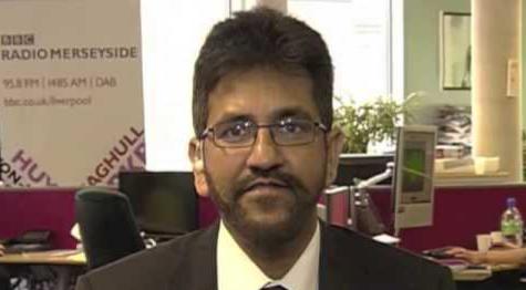 Author Visit: Salman Al-Azami