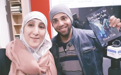 Author Visit by Hamzah Malik
